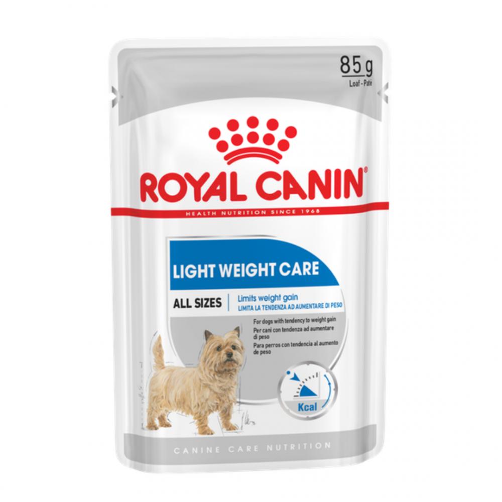"""Royal Canin Light Weight Care - Влажный корм для собак, предрасположенных к избыточному весу """"Роял Канин Лайт Вейт Кэа"""""""