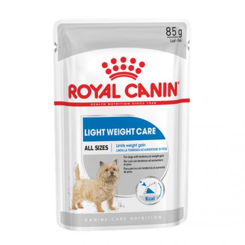 """Light Weight Care - Влажный корм для собак, предрасположенных к избыточному весу """"Роял Канин Лайт Вейт Кэа"""""""