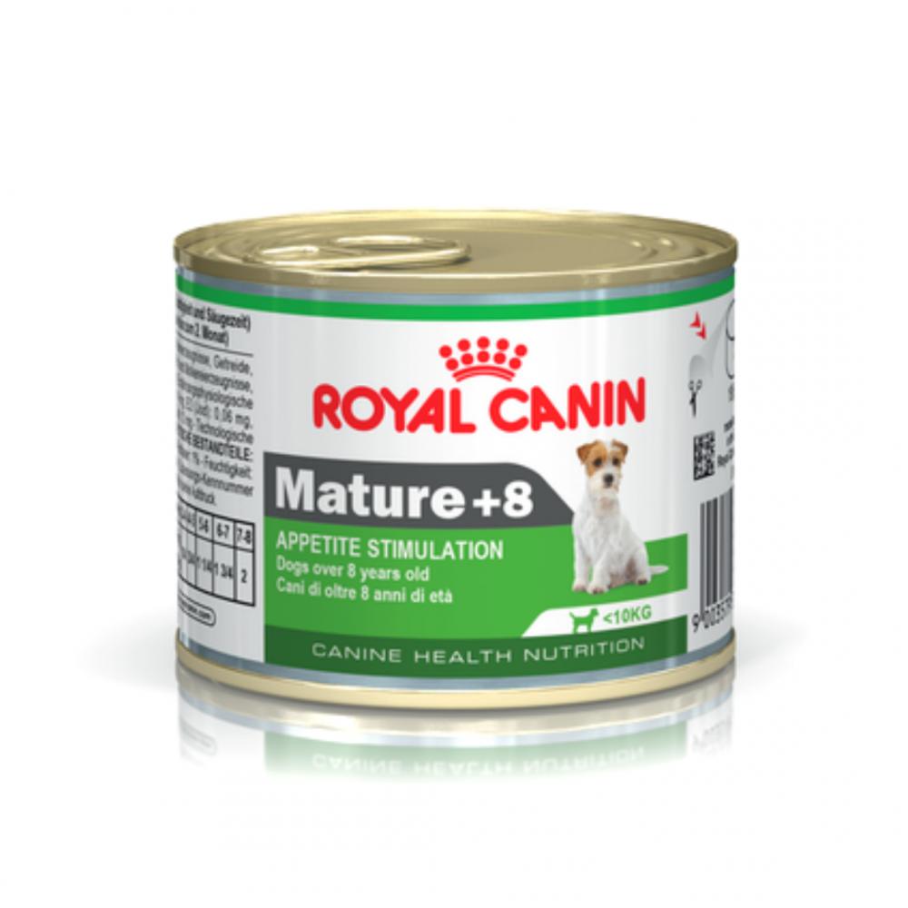 "Royal Canin Mature 8+ Мусс для стареющих собак ""Роял Канин Матюр 8+"""