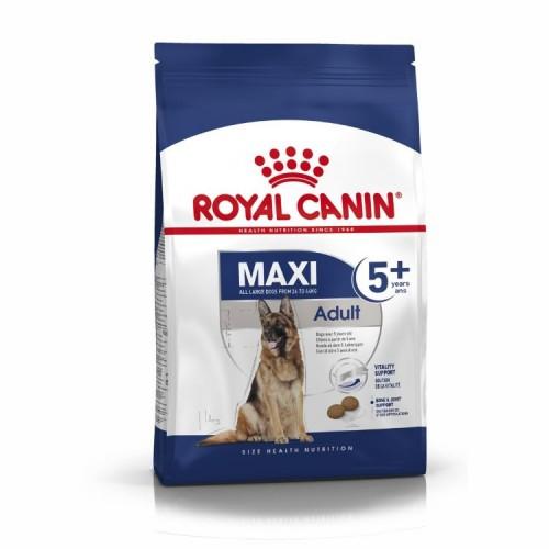 """Maxi Adult 5+ Корм для взрослых собак крупных пород в возрасте от 5 до 8 лет """"Роял Канин Макси Эдалт 5+"""""""