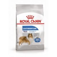 """Maxi Light Weight Care - Корм для взрослых собак крупных пород, предрасположенных к полноте """"Роял Канин Макси Лайт Вейт Кэа"""""""