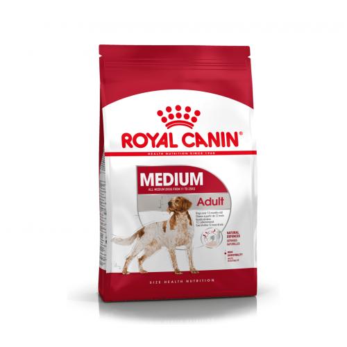 """Medium Adult - Корм для взрослых собак средних пород """"Роял Канин Медиум Эдалт"""""""