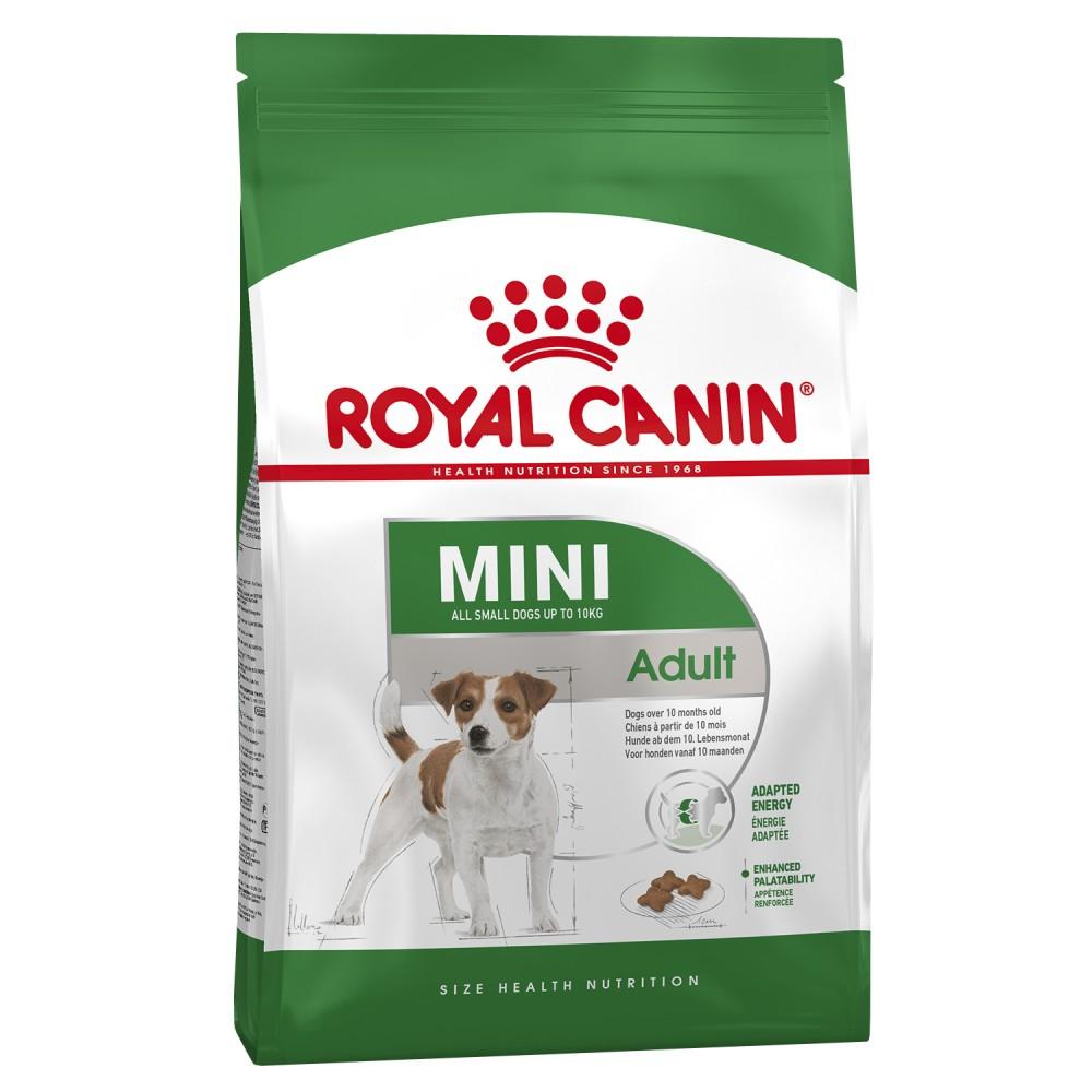 "Royal Canin Mini Adult - Корм для взрослых собак мелких пород ""Роял Канин Мини Эдалт"""