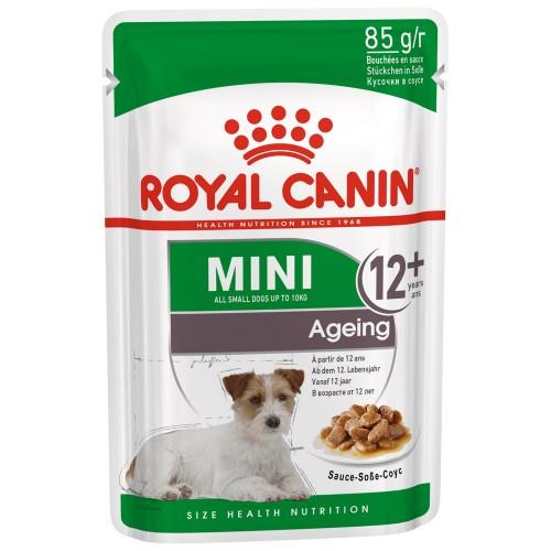 """Mini Ageing - Влажный корм для стареющих собак миниатюрных пород """"Роял Канин Мини Эйджинг 12+"""""""
