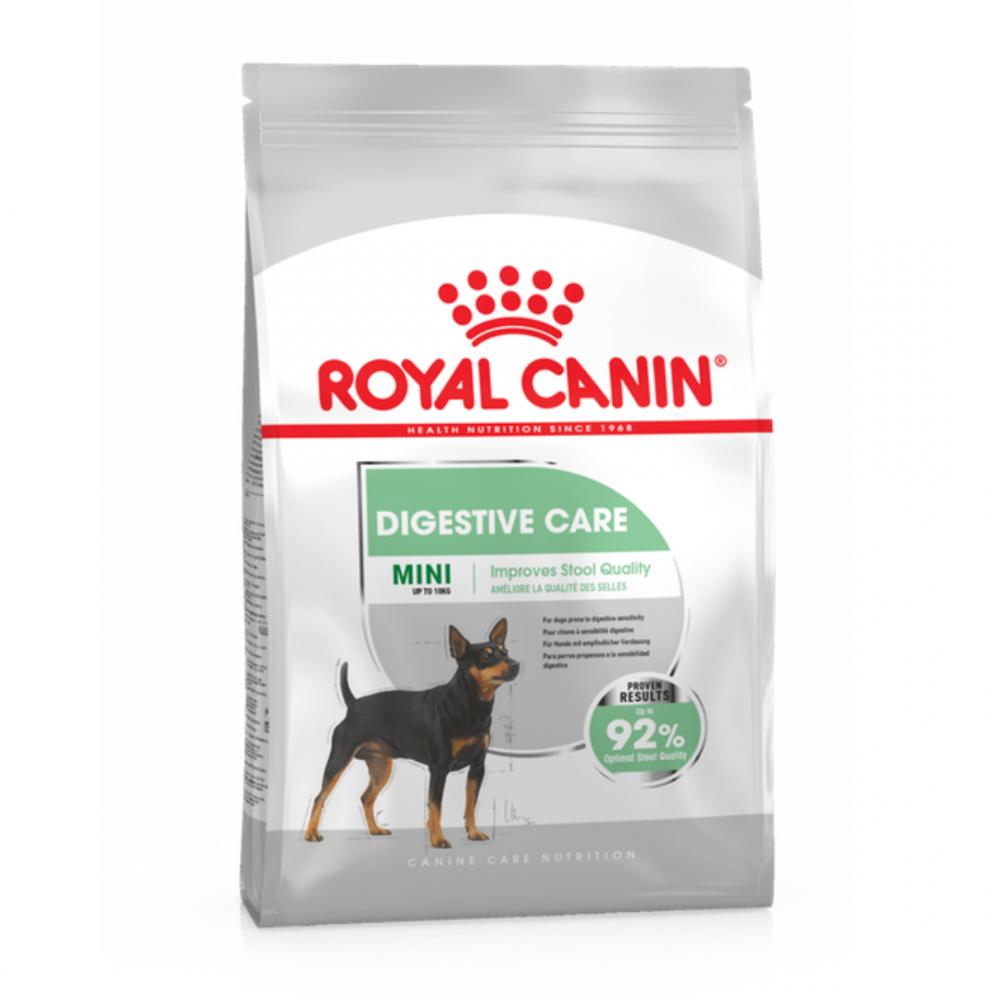 """Royal Canin Mini Digestive Care - Корм для собак мелких пород с чувствительным пищеварением """"Роял Канин Мини Дайджестив Кэа"""""""