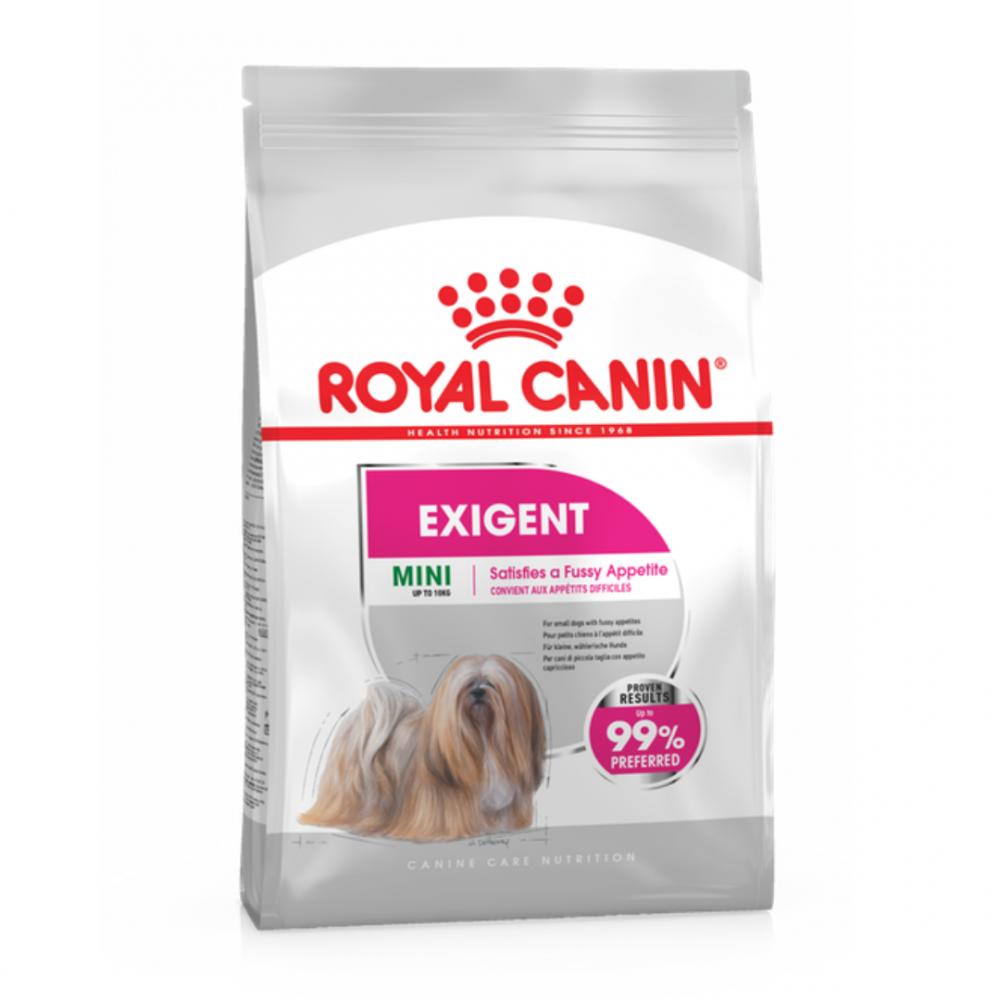 """Royal Canin Mini Exigent - Корм для взрослых собак мелких пород """"Роял Канин Мини Экзиджент"""""""