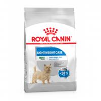 "Mini Light Weight Care - Корм для собак мелких пород склонных к избыточному весу ""Роял Канин Мини Лайт Вейт Кэа"""