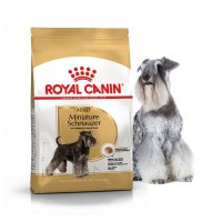 """Miniature Schnauer Adult - Корм для взрослых собак породы миниатюрный шнауцер """"Роял Канин Эдалт"""""""