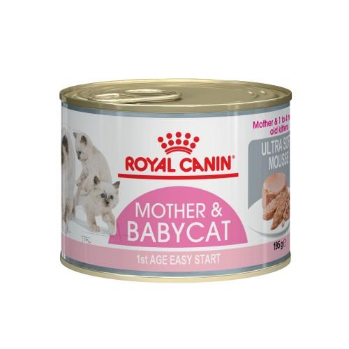 "Mother Babycat - Мусс для котят ""Роял Канин Бэбикет"""