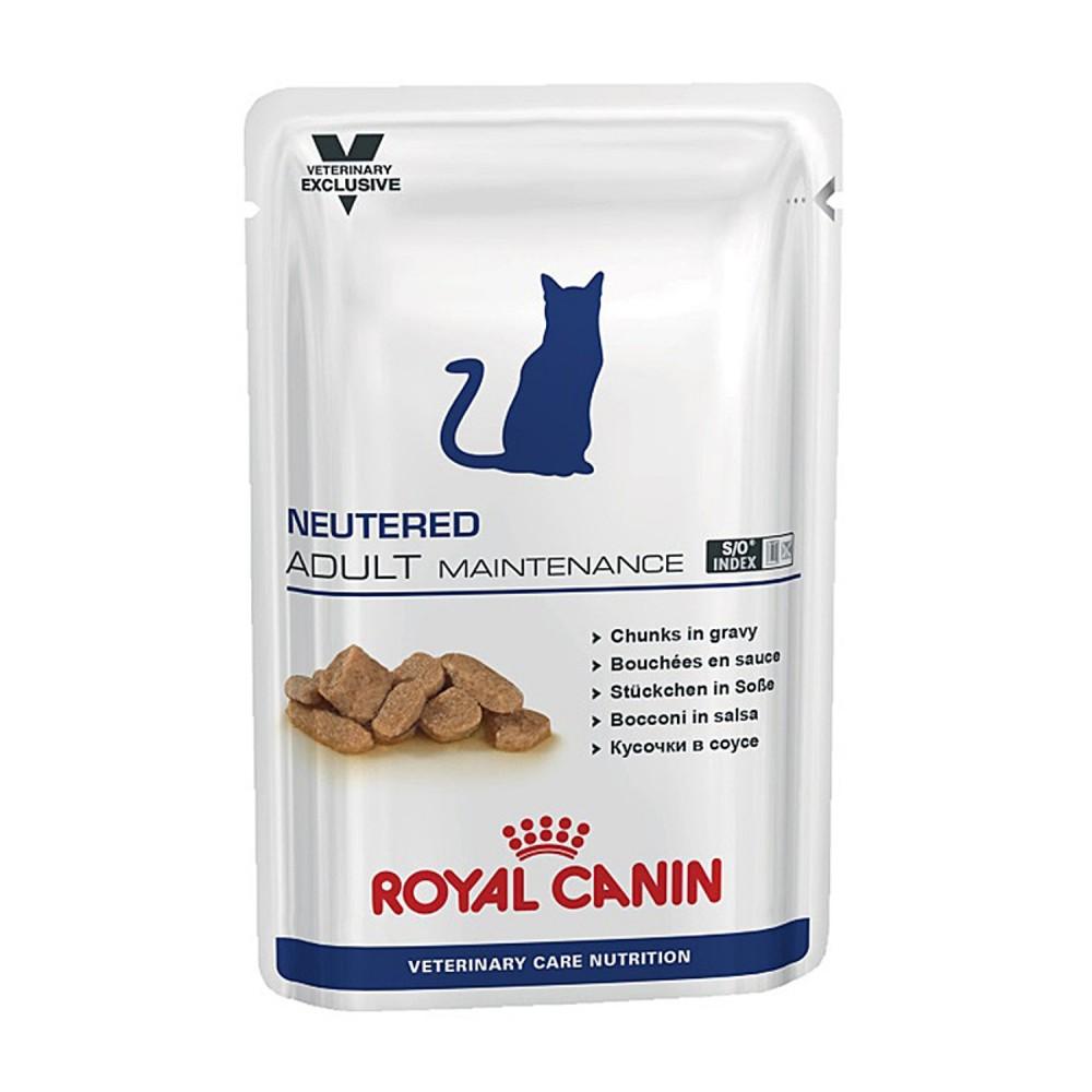 """Royal Canin Neutered Adult Maintenance - Влажный корм для стерилизованных кошек с нормальным весом """"Роял Канин ВКН Ньютрид Эдалт Мэйнтенэнс"""""""