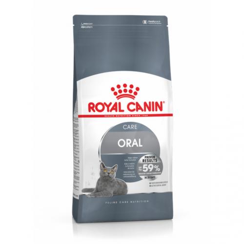 """Oral Care - Корм для взрослых кошек, обеспечивающее гигиену полости рта """"Роял Канин Орал Кэа"""""""