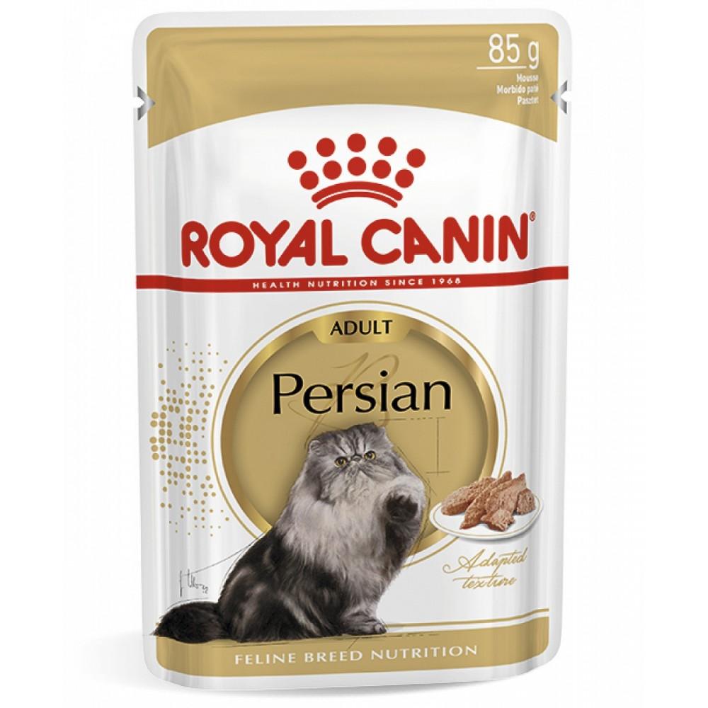 """Royal Canin Persian - Паштет для взрослых персидских кошек """"Роял Канин Персиан"""""""