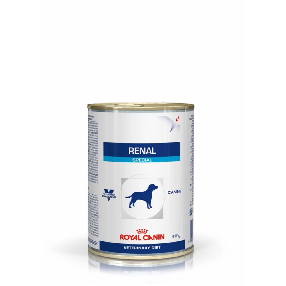 """Royal Canin Renal Special - Паштет для собак при хронической почечной недостаточности """"Роял Канин Ренал Спешиал"""""""