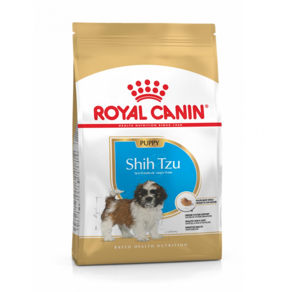 "Royal Canin Shih Tzu Puppy - Корм для щенков породы ши-тцу ""Роял Канин Паппи"""