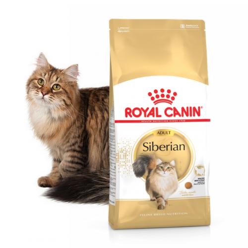 """Siberian Adult - Корм для взрослых сибирских кошек """"Роял Канин Сайбериан Эдалт"""""""