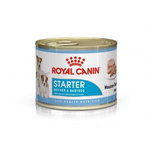 """Starter Mousse Mother & Babydog - Паштет для щенков, беременных и кормящих собак """"Роял Канин Стартер"""""""