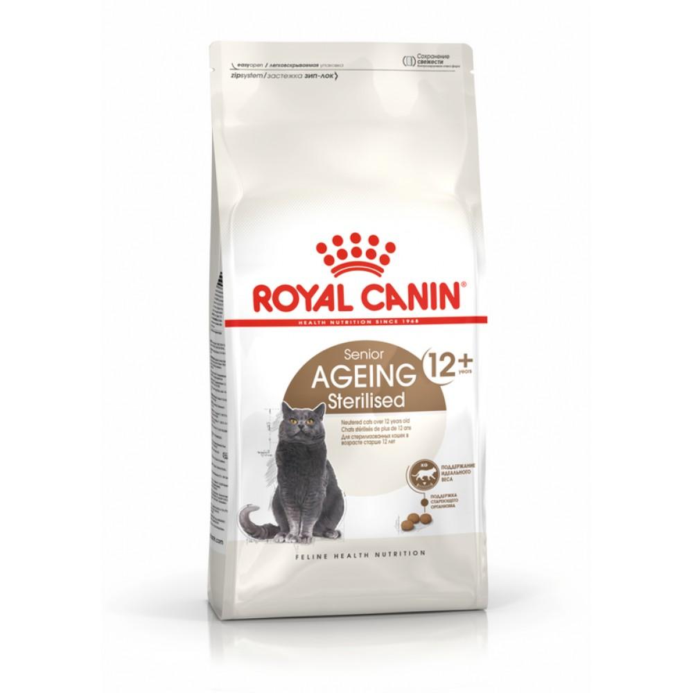 "Royal Canin Sterilised Ageing 12+ Корм для стареющих стерилизованных кошек ""Роял Канин Стерилайзд Эйджинг 12+"""
