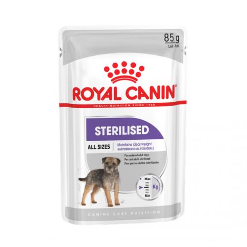 """Sterilised - Паштет для взрослых стерилизованных собак """"Роял Канин Стерилайзд Эдалт"""""""