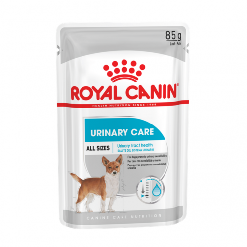 """Urinary Care - Паштет для взрослых собак с чувствительной мочевыделительной системой """"Роял Канин Уринари Кэа Эдалт"""""""