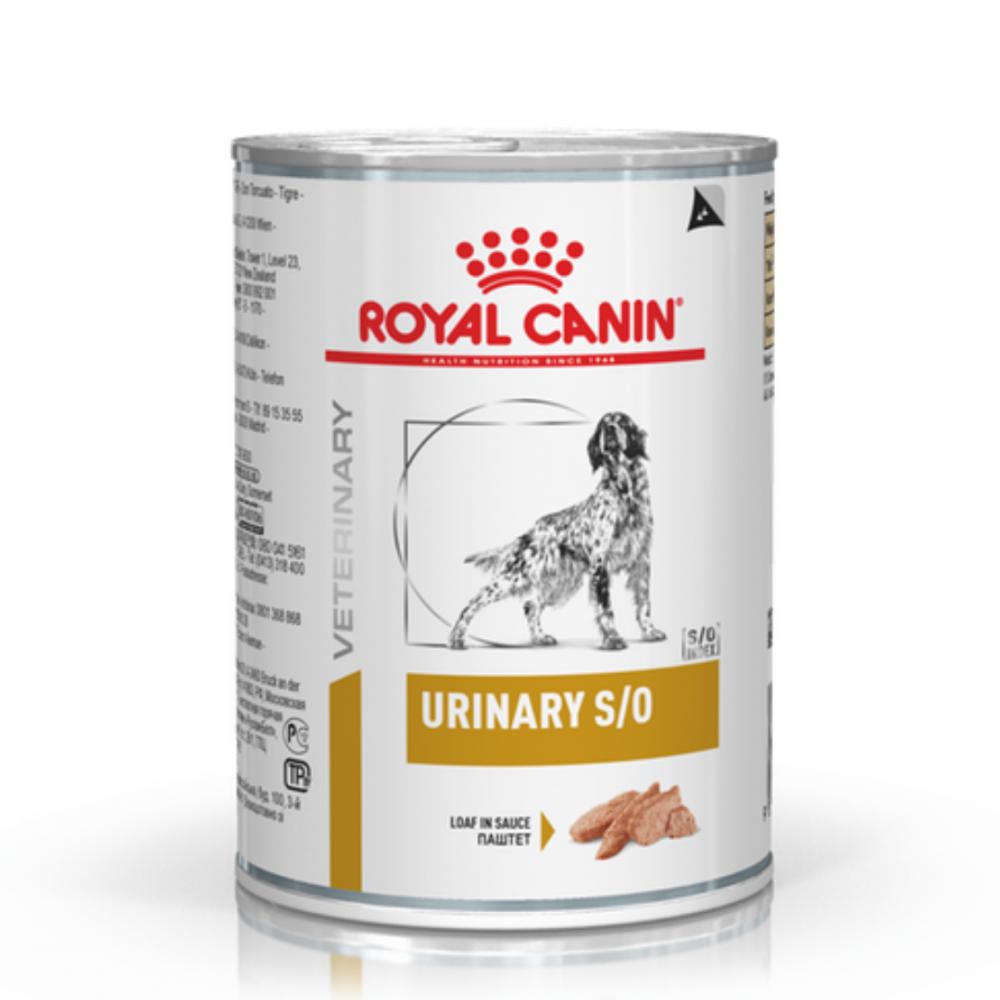 """Royal Canin Urinary S/O - Влажный корм для собак при мочекаменной болезни """"Роял Канин Уринари C/О"""""""