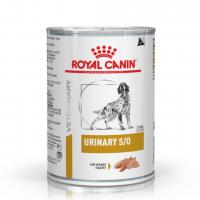 """Urinary S/O - Влажный корм для собак при мочекаменной болезни """"Роял Канин Уринари C/О"""""""