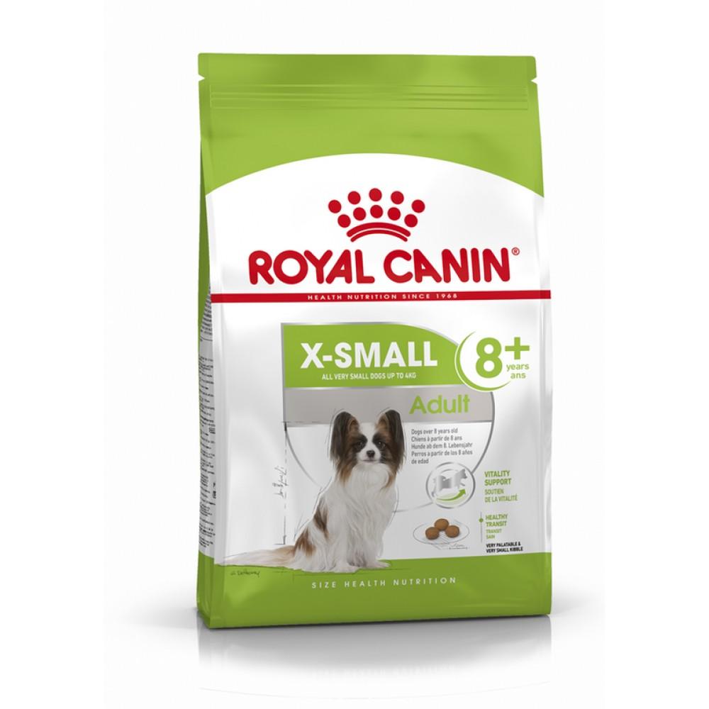 "Royal Canin X-small Adult 8+ - Корм для собак от 8 до 12 лет ""Роял Канин ИКС-Смол Эдалт 8+"""