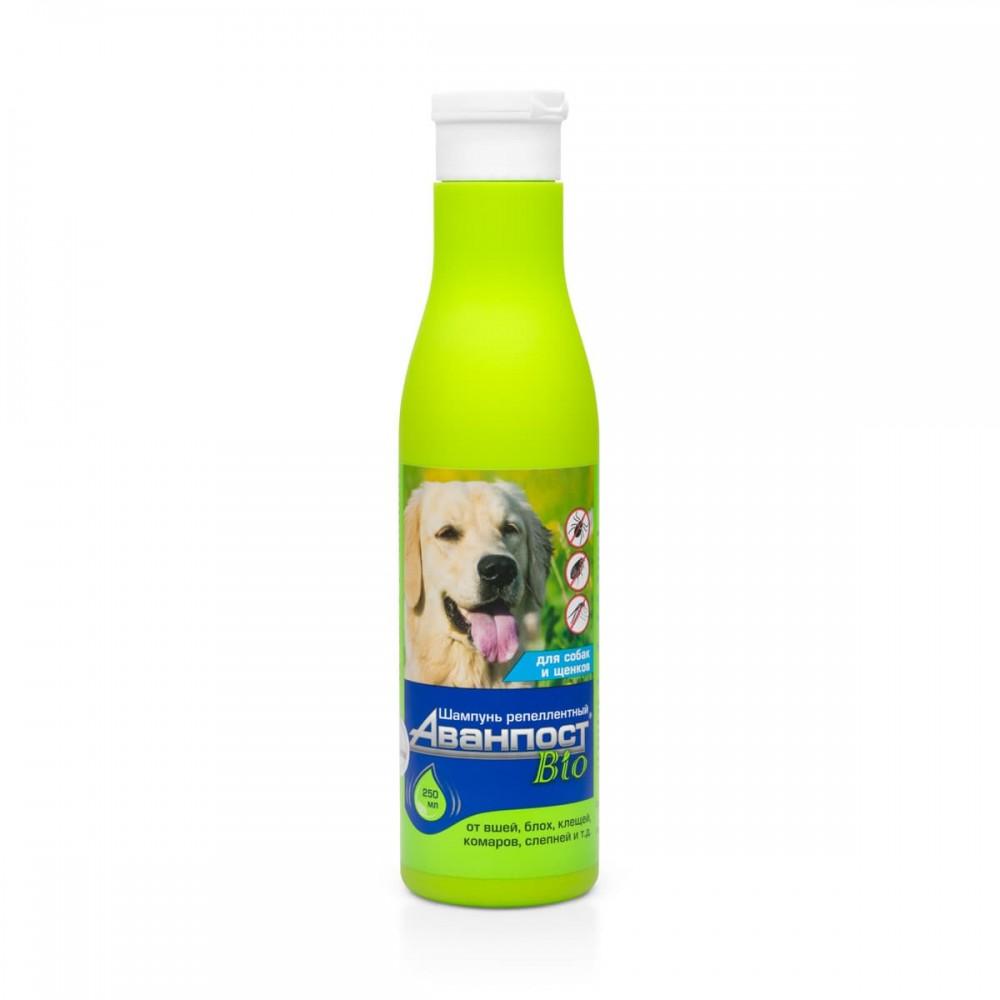 VEDA АВАНПОСТ® Bio - Шампунь репеллентный для собак