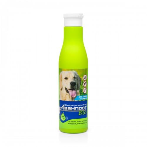 АВАНПОСТ® Bio - Шампунь репеллентный для собак