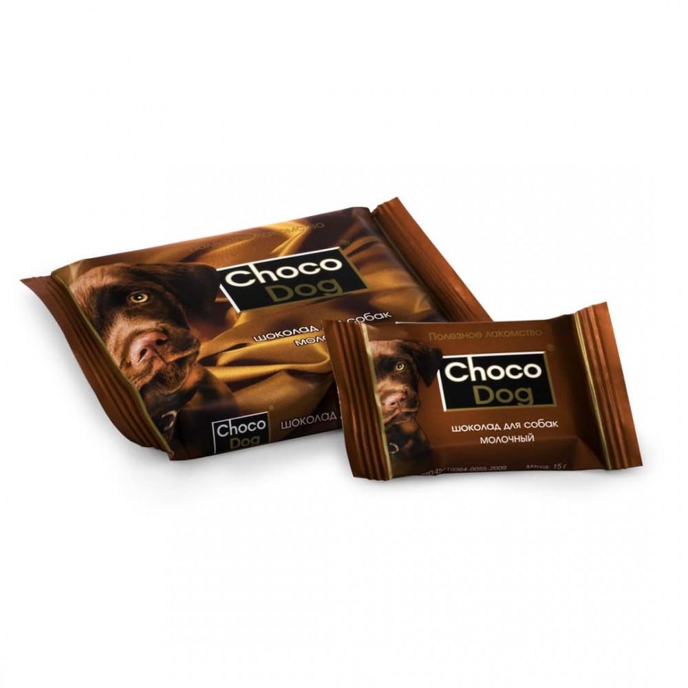 VEDA «CHOCO DOG® шоколад молочный» - Лакомство для собак