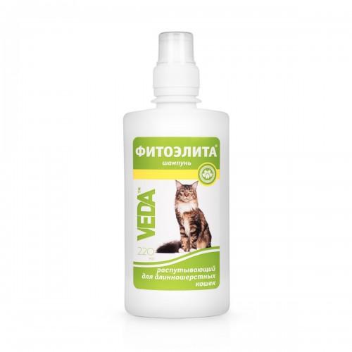 ФИТОЭЛИТА® - Шампунь распутывающий для длинношерстных кошек