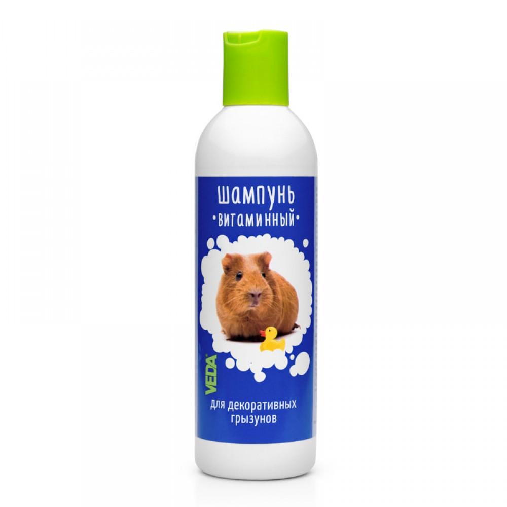 VEDA Витаминный шампунь для грызунов