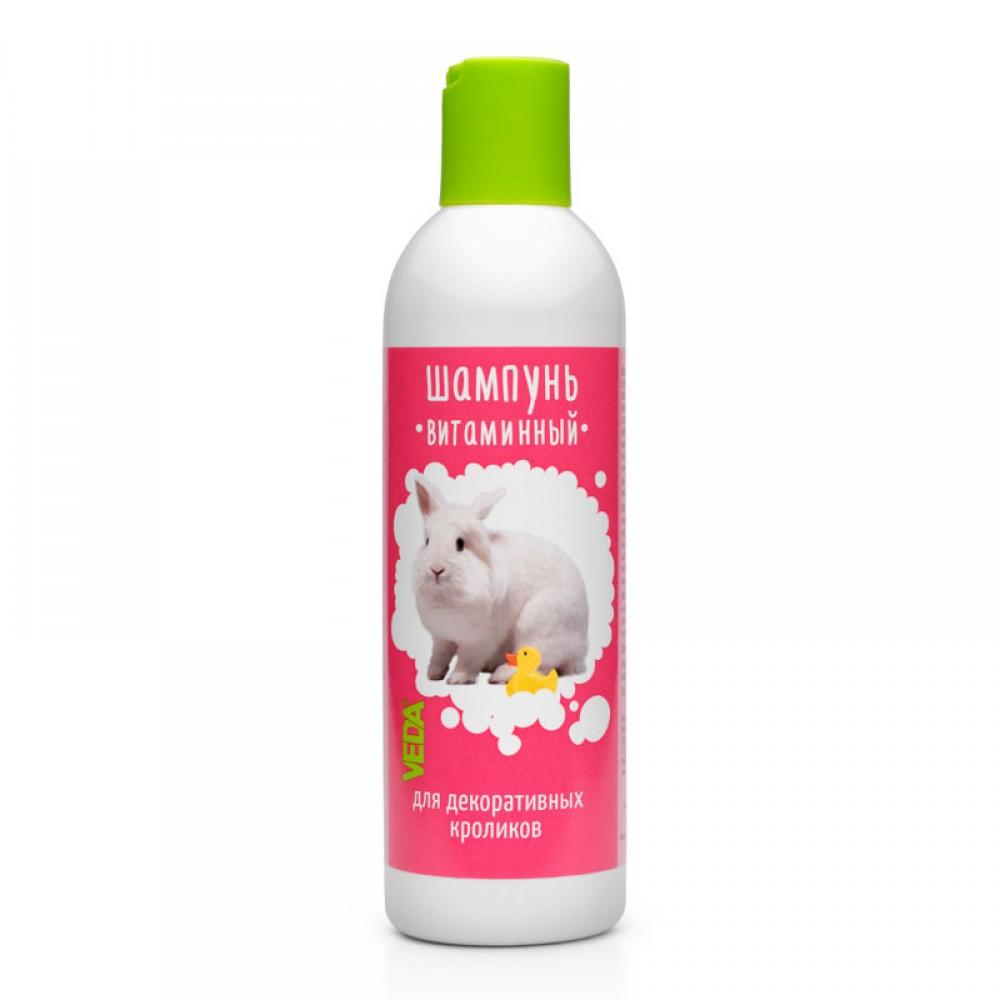 VEDA Витаминный шампунь для кроликов