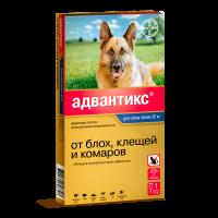 Advantix Адвантикс для собак, 1 пипетка