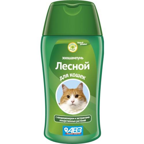 """Зоошампунь """"Лесной"""" для кошек"""
