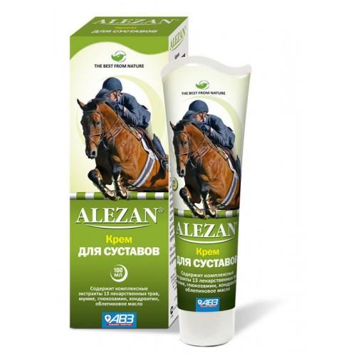 Алезан - Крем для суставов с Глюкозамином +14 растений