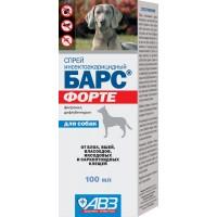 БАРС ФОРТЕ - Спрей инсектоакарицидный для собак