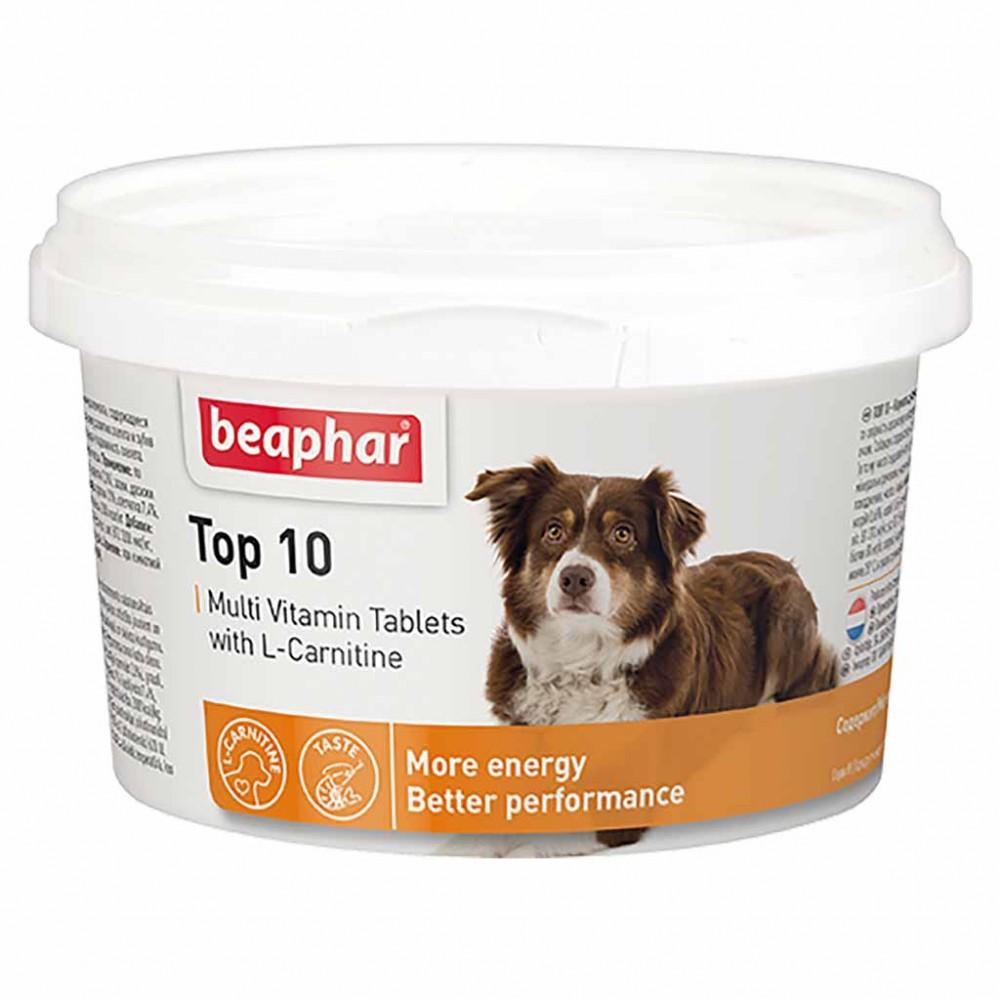 "Beaphar ""Top10"" Беафар - Витамины для собак"
