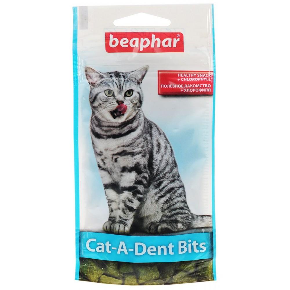 Beaphar Беафар - Подушечки для чистки зубов у кошек