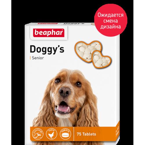 """Senior Doggy's"" Беафар - Витамины для собак старше 7 лет"
