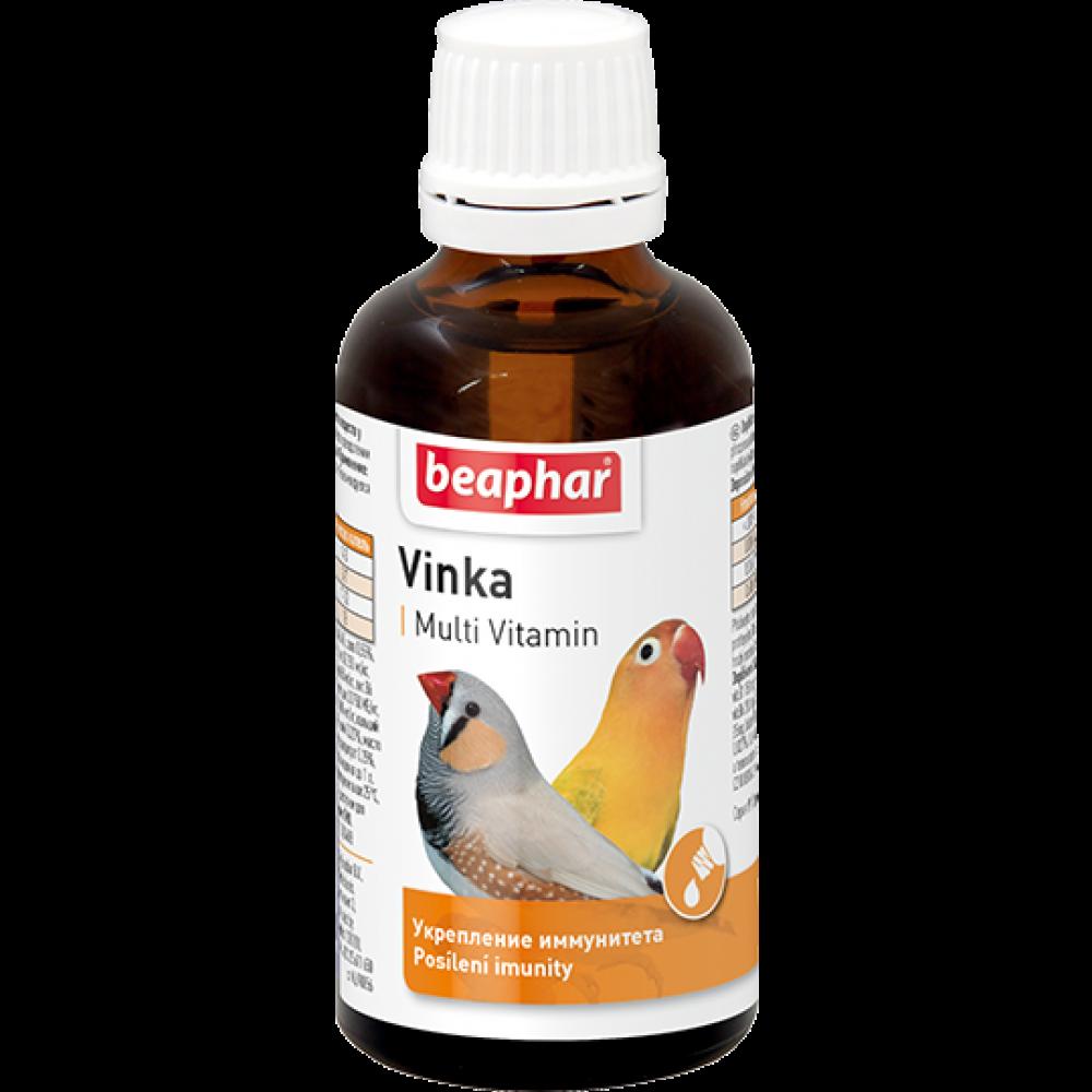 "Beaphar ""Vinka"" Беафар - Витамины для птиц укрепление иммунитета"
