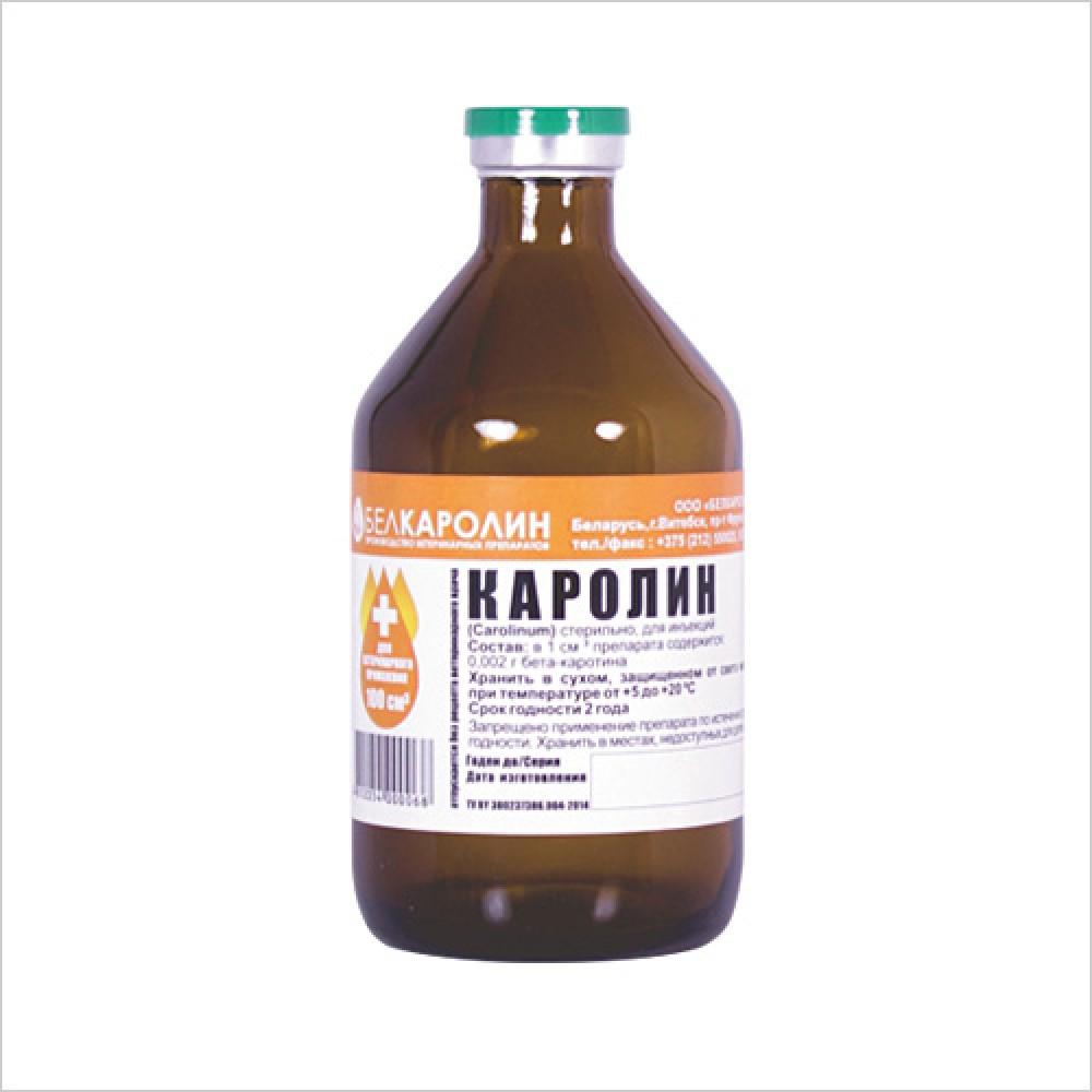 Белкаролин Каролин - Витаминно-минеральный препарат для животных