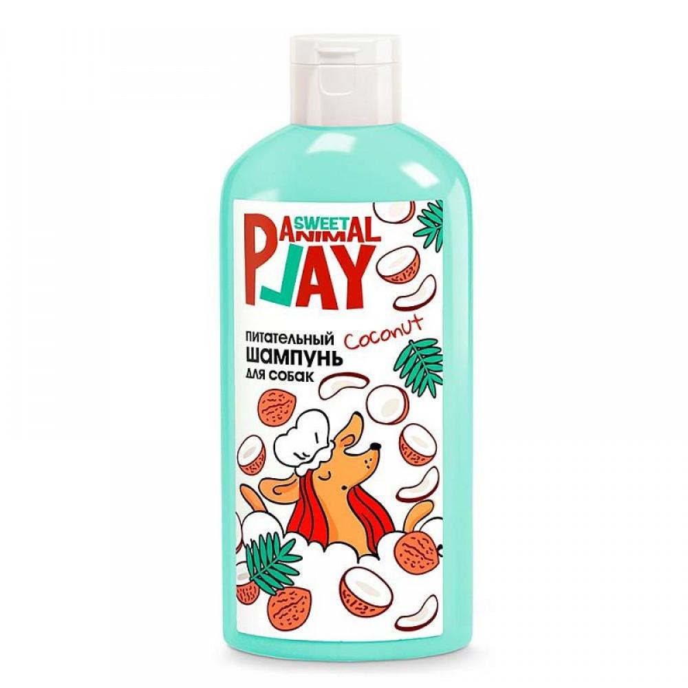 Биофольмэль Animal Play Sweet (Энимал Плэй) - Шампунь Ямайский кокос Питательный для собак