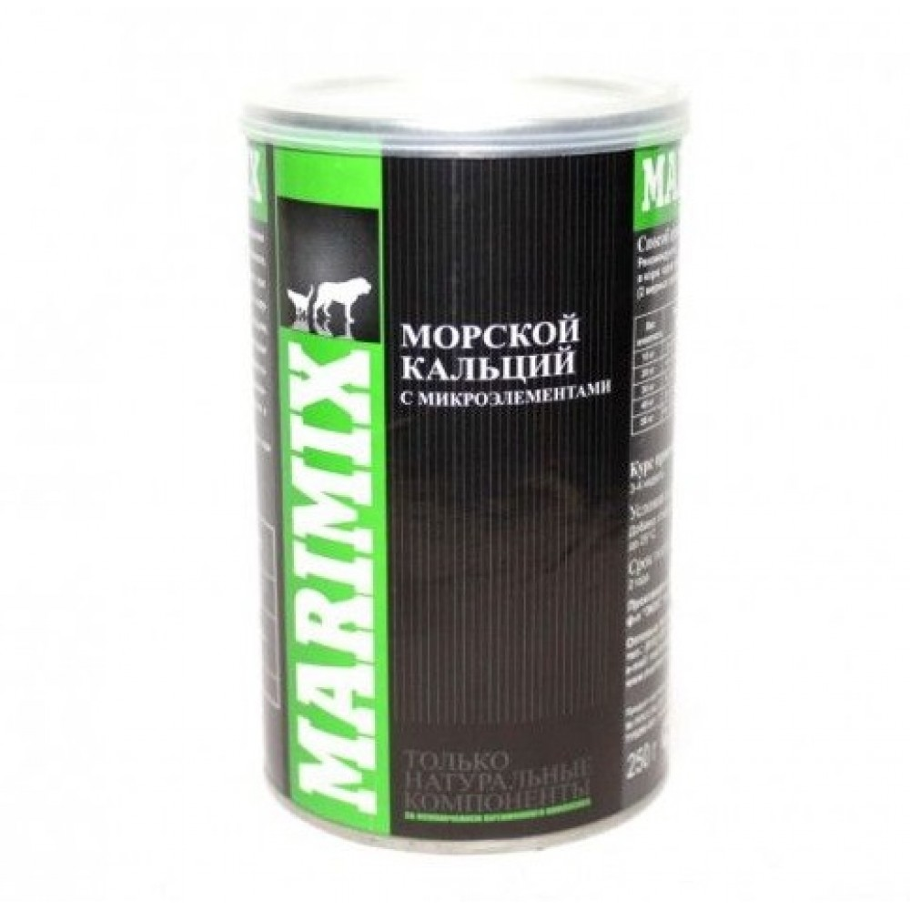 Маримикс Маримикс Marimix Морской кальций с микроэлементами (250 гр)