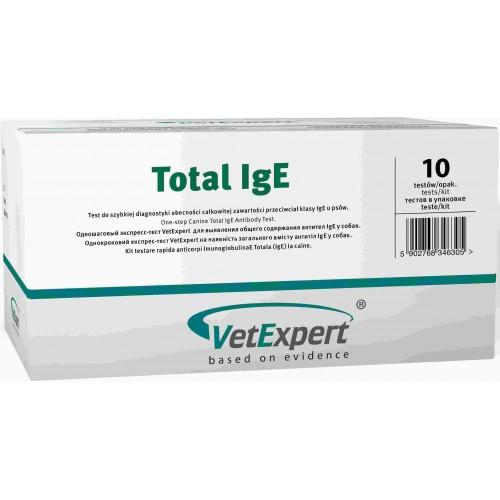Total IgE - Тест на аллергию у собак
