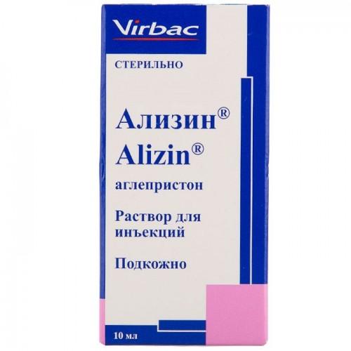 Ализин - Препарат для прерывания нежелательной беременности у собак после случайной вязки
