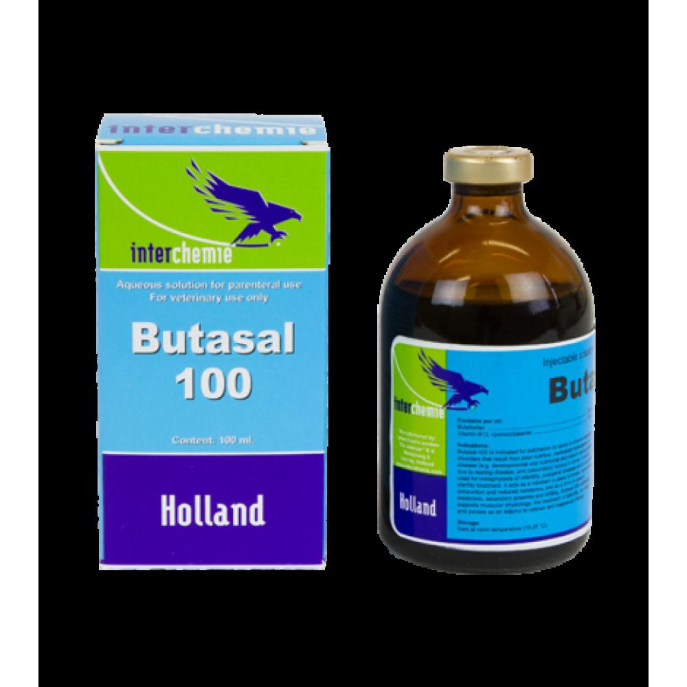 Interchemie Бутазал-100 - Водный раствор для парентерального применения