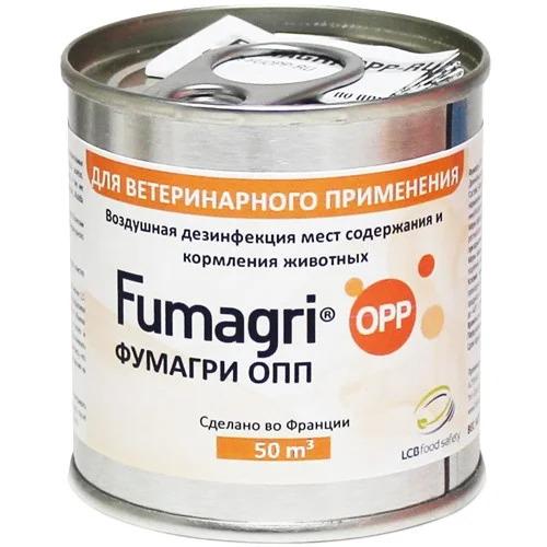 Фумагри ОПП - Средство для фунгицидной и бактерицидной обработки пустых помещений