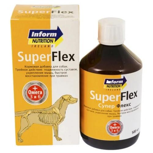 Супер Флекс для собак - Комплексная добавка для поддержания опорно-двигательного аппарата