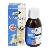 Супер Коат - Комплексная добавка для улучшения состояния шерсти и кожи собак