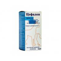 Цефален гранулы для приготовления суспензии